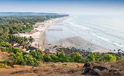 Goan Beaches